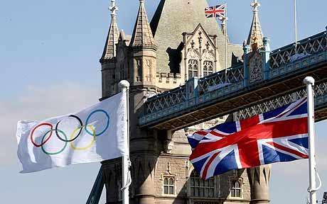 Sunny London Olympics